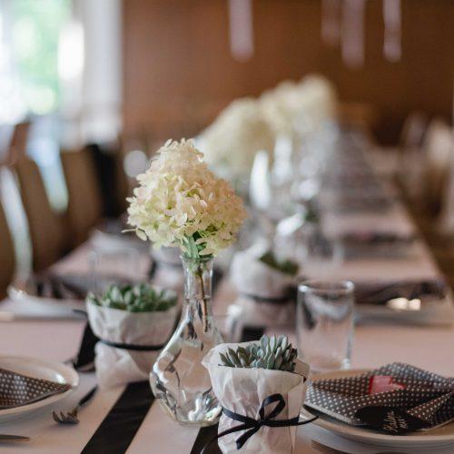Blumenvase Hochzeitswerkstatt